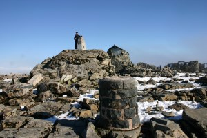Summit of Ben Nevis