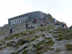 New Summit Buildings on Snowdon