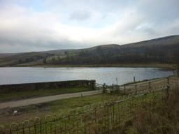 Churn Clough Reservoir