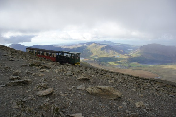 Snowdon Summit and Train CS