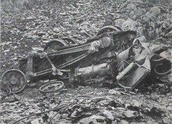 Ladas after the crash