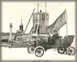 The Model T Ford on Ben Nevis Summit 1911