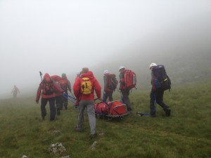Wasdale Mountain Rescue Team